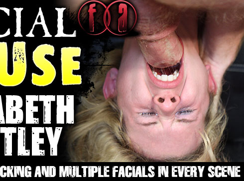 Facial Abuse Destroys Elizabeth Bentley